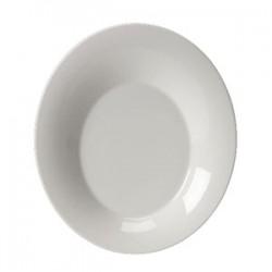 Салатник «Монако Вайт»; фарфор; L=30, B=26см; белый