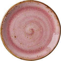 Тарелка пирожковая «Craft Raspberry»; D=15, H=2см;
