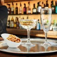 Шампанское блюдце Elegance 160мл