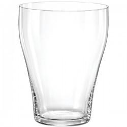 Стакан д/воды «Линия умана»; хр.стекло; 430мл; D=87, H=113мм