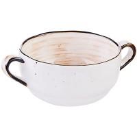 Бульонная чашка Pastoral D=10,5 см оранжевое