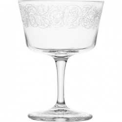 Шампанское-блюдце «Novecento  Liberty»; 220мл;