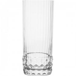 Хайбол «Америка 20х»; стекло; 400мл; D=68, H=158мм; прозр.