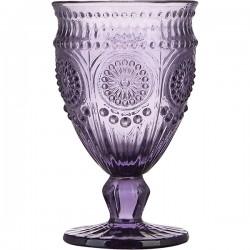 Бокал для вина ;  220мл; D=85, H=140мм; фиолет.