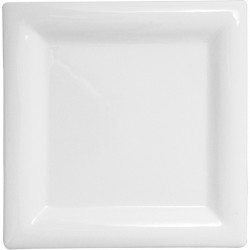 Тарелка квадратная 26*26 см KunstWerk