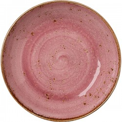Салатник «Craft Raspberry»; 340мл; D=215, H=40мм;