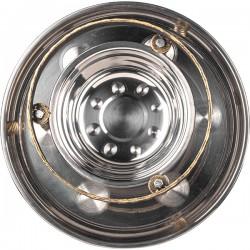 Набор для подачи саджа без крышки 2 предмета; сталь нерж., тефлон; D=43, H=23см