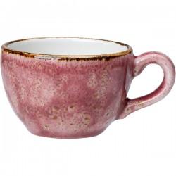 Чашка кофейная «Craft Raspberry»; 85мл; D=65, H=50, L=85мм;