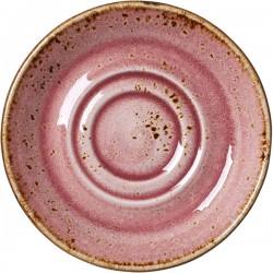 Блюдце «Craft Raspberry»; D=145, H=17мм;