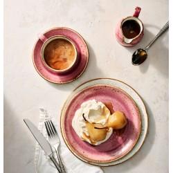 Чашка чайная «Craft Raspberry»; 228мл; D=9, H=6см;