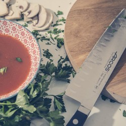 Нож Сантоку Arcos Clasica L=26/14см ( арт.произв.: 256900 )