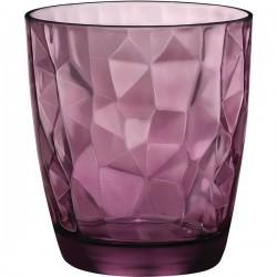 Олд-фешн « Diamond»; 305мл; D=84, H=93мм; фиолет.