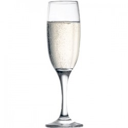 Бокал-флюте «Империал »; стекло; 210мл; D=50/64, H=210мм;