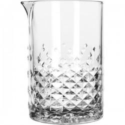 Стакан смесител. «Каратс»; стекло; 0, 75л; D=95, H=149мм; прозр.