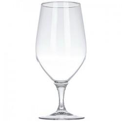 Бокал пивной «Селест»; стекло; 450мл; H=17, 9см