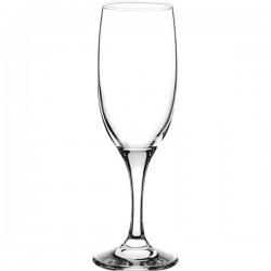 Бокал-флюте «Бистро »; стекло; 190мл; D=50/62, H=188мм;