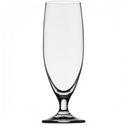 Бокал пивной «Империал»; хр.стекло; 260мл; D=66, H=176мм; прозр.