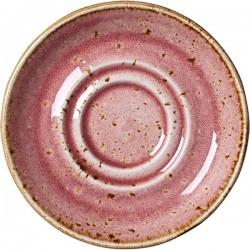 Блюдце «Craft Raspberry»; D=110, H=13мм;