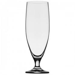 Бокал пивной «Империал»; хр.стекло; 0, 62л; D=80, H=226мм; прозр.