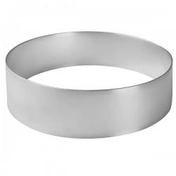 Кольцо кондитерское «Проотель»; алюмин.; D=24, H=5см;