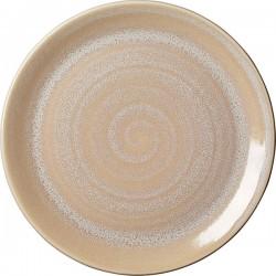 Тарелка мелкая «Revolution Sandstone»; D=28, H=2см;