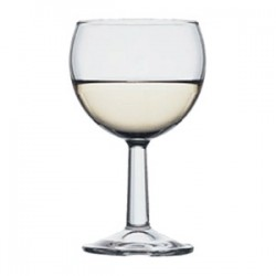 Бокал для вина «Банкет»; 155мл; D=64, H=120мм