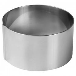 Кольцо кондитерское «Проотель»; D=80, H=35мм;