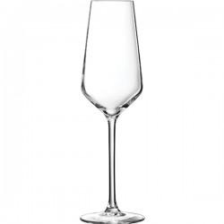 Бокал-флюте «Ультим »; стекло; 210мл; D=90, H=232мм