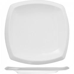Тарелка квадратная 25*25 см KunstWerk