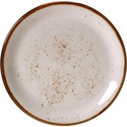 Пирожковая тарелка Craft White 15см