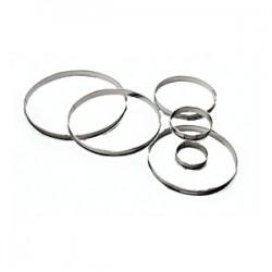 Кольцо кондитерское; D=8, H=2см;