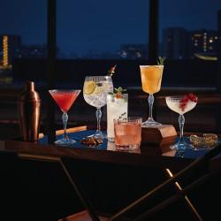 Бокал для коктейля «Америка 20х»; стекло; 240мл; D=78, H=202мм; прозр.