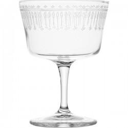 Шампанское-блюдце «Novecento Art Deco»; 220мл;