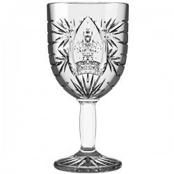 Бокал для вина «Старла»; 230мл; H=15мм;