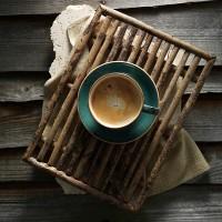 Чайная чашка Craft Синий 225 мл