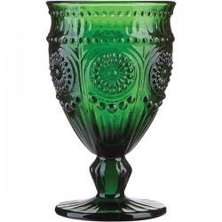 Бокал для вина ;  220мл; D=85, H=140мм; зелен.