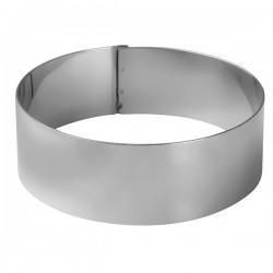 Кольцо кондитерское «Проотель»; D=100, H=35мм;