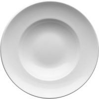 Тарелка для пасты «Монако»; фарфор; 0, 5л; D=30см; белый