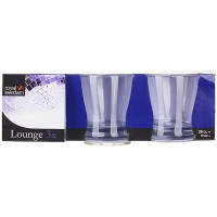 Стаканы для виски «Lounge»[3шт]; 290мл