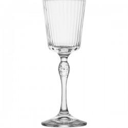 Коктейльная рюмка «Америка 20х»; стекло; 80мл; D=56, H=150мм; прозр.