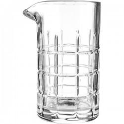 Стакан смесител.; стекло; 0, 5л; D=90, H=165мм; прозр.