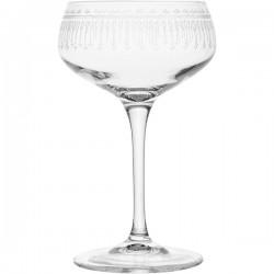 Бокал для коктейля «Новеченто Арт деко»; стекло; 250мл; D=94, H=155мм; прозр.