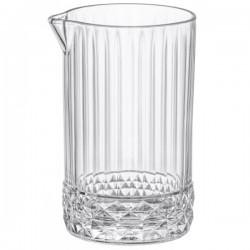 Стакан смесительный «Америка 20х»; стекло; 0, 79л; D=10, 8, H=16см; прозр.