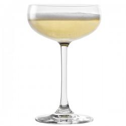 Шампанское блюдце Stoelzle 150мл; D=95, H=147мм