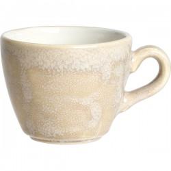 Чашка кофейная «Revolution Sandstone»; 85мл; D=7см;