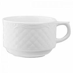 Чашка чайная Lubiana Afrodyta 190мл; D=8,H=5.5,L=10см;