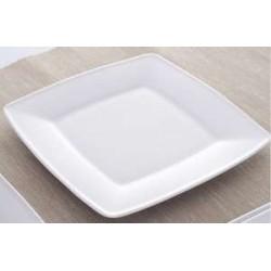 Тарелка квадратная 17 см Victoria
