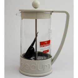 Кофейник Bodum Brazil 1л White