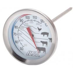 Термометр для мяса со щупом 10 см.