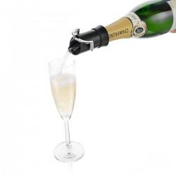 Пробка Vacu Vin для сохранения и розлива игристых вин